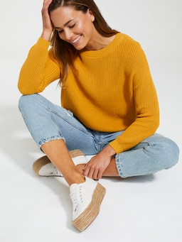 Follow Me Knit Jumper