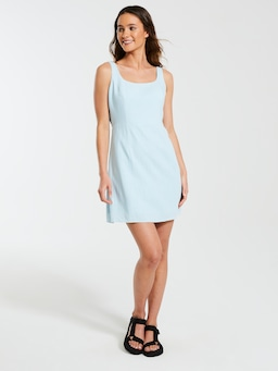 Cannes Scoop Skater Dress