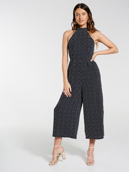 Dahlia Bow Back Jumpsuit