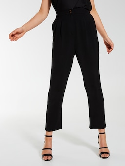 Inverted Pleat Pant