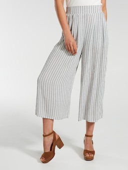 Everly Crinkle Culotte