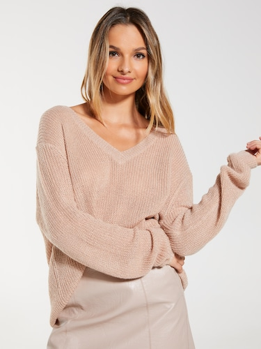 All You Need Lurex Knit