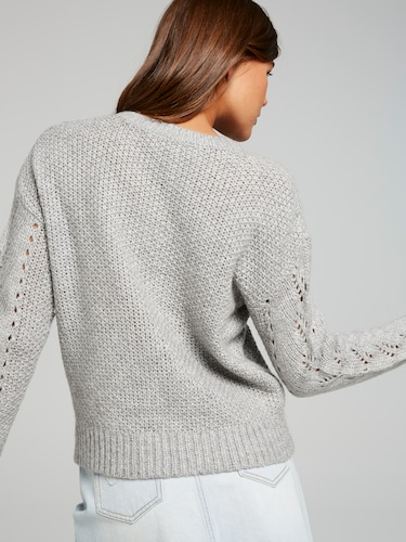 Saskia Pointelle Jumper